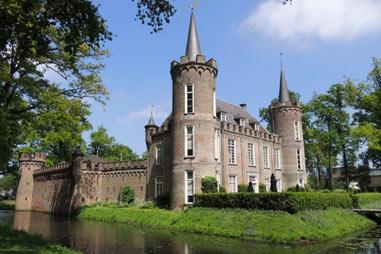 Locatie voor uw bruiloft in regio Eindhoven: Kasteel Henkenshage