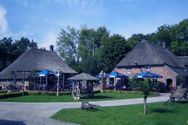 Locatie voor uw bruiloft in Eindhoven: De Mispelhoef