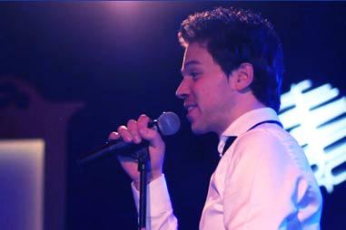 DJ en zanger in Tilburg