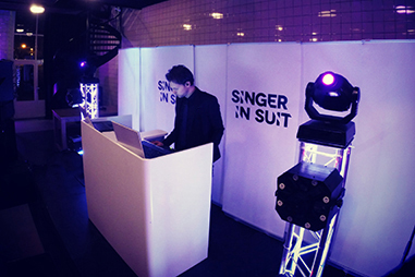 Suit Booth