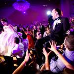 bruiloft muziek tips feestruimte