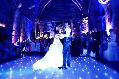 Goede ervaringen op bruiloften