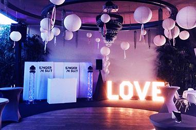 Stijlvolle DJ voor uw bruiloft