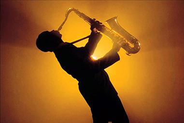Improvisatie op sax