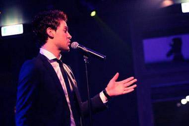 Goede en betaalbare zanger