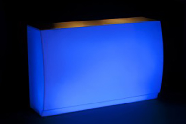 Medium LED Booth