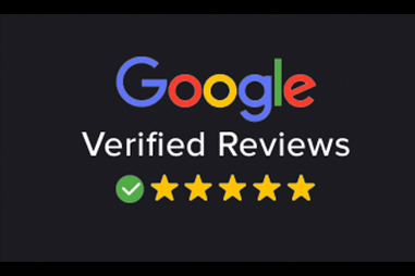 Google Reviews: 5 sterren