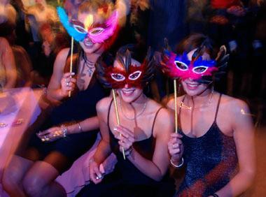 Veel ervaring met carnaval
