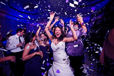 Zingende DJ voor uw bruiloft?