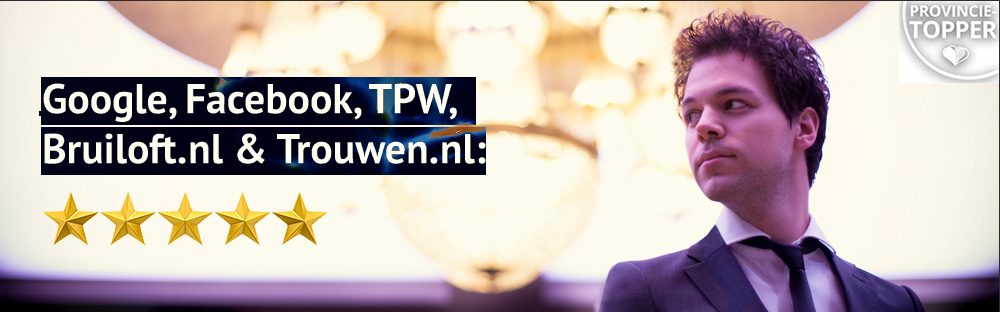 zanger met goede reviews in zuid-holland